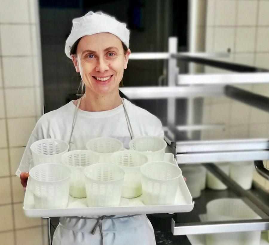DISPONIBILI I NUOVI FORMAGGI CAPRINI FRESCHI 2019