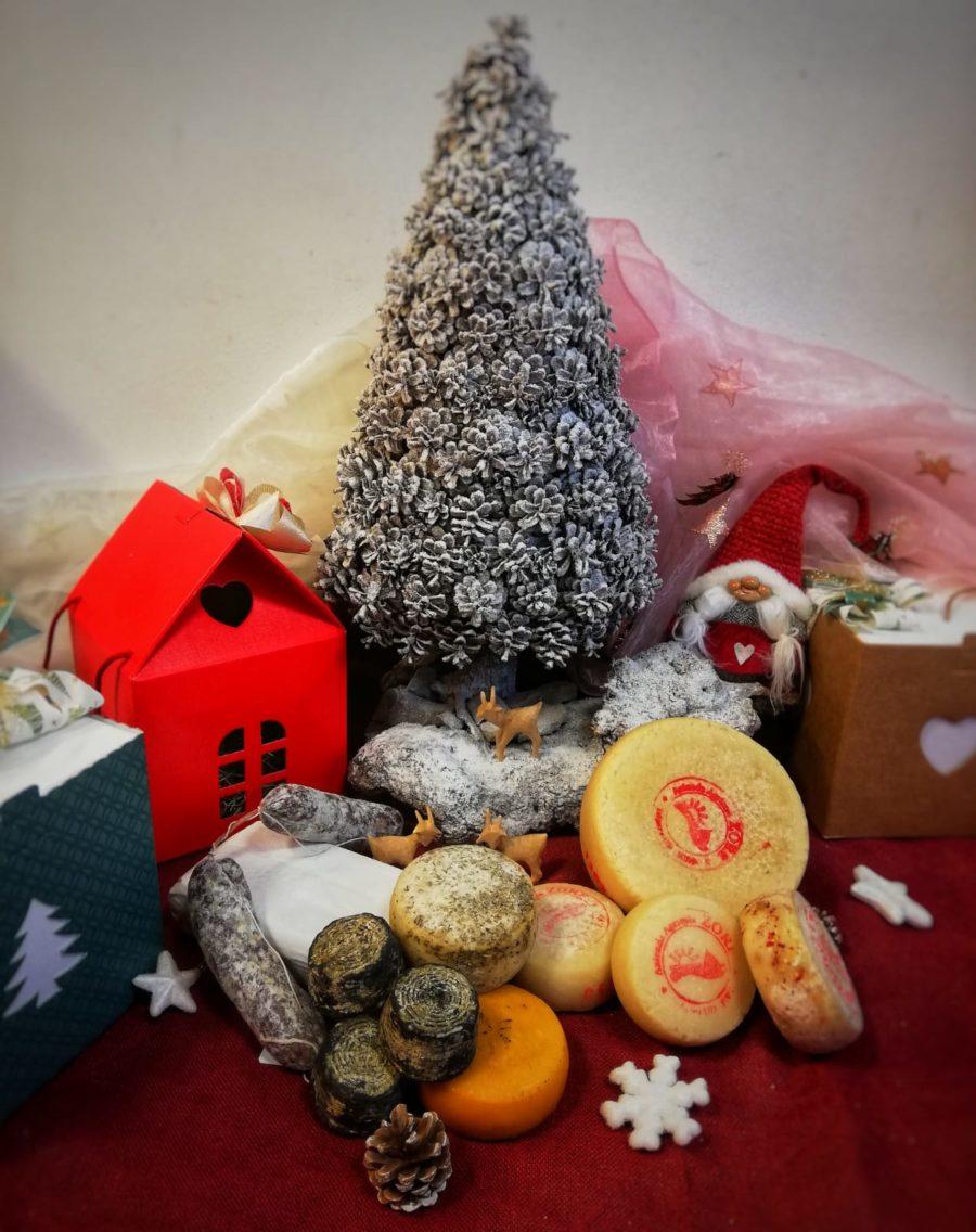 Confezioni natalizie prodotti Zore